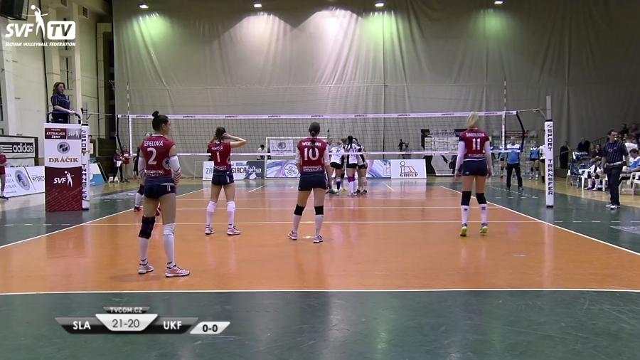 VK Slávia EU Bratislava – Volley project UKF Nitra – Starmedia 8492dd4b8a